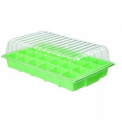 Seed Tray Propagator 24 Cell. Brand New