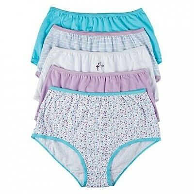 H & H Women's Full Briefs 5 Pack. Shipping Included