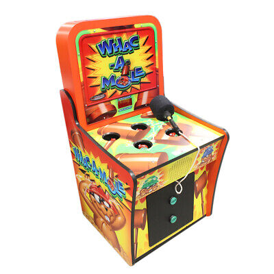 Bobs Space Racers Whac-A-Mole Home Version Arcade Game