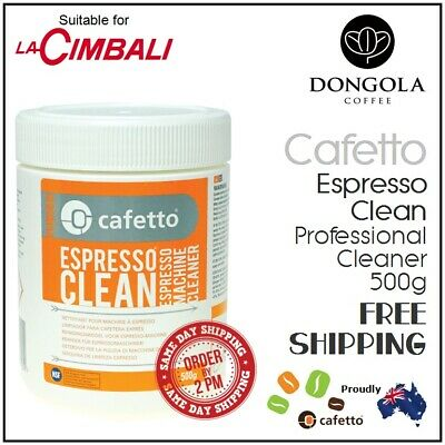 LA CIMBALI 500g Espresso Coffee Machine Cleaner Profesional Cleaning by Cafetto