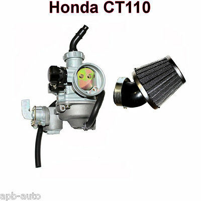 Honda Ct110 Carburetor Carby Honda Ct 110 Ct90 Postie Bike  Carburetor /air Pod