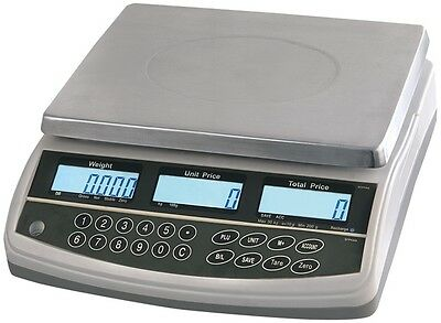 Retail / Price Computing Table Scale. Australian trade Approved. No Pole Display