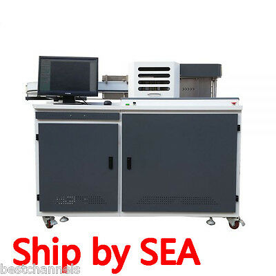 Heavy Duty Automatic Fabrication Channel Letter Bender Machine for Aluminum SEA