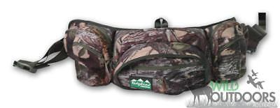 Ridgeline Five Pocket Gum Tree Bum Bag, Buffalo Camo RLAPBB5GX