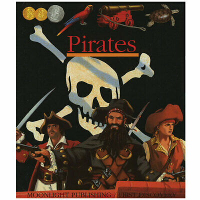 Moonlight Pirates - Children's First Discovery Acetate Learning Book