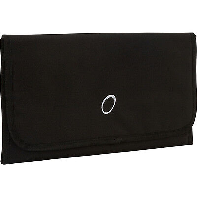 Obersee Baby Changing Mat - Black - Black Diaper and Baby Accessorie NEW
