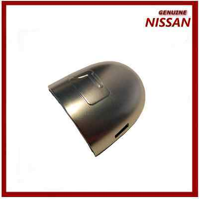 Genuine Renault Megane & Scenic L/H Chrome Door Lock Cover. 8200036411. New