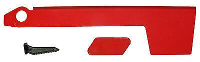 Solar Group RF000R06 Mailbox Replacement Flag Kit, Red Aluminum