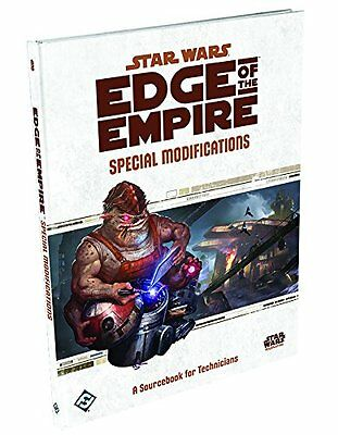 Star Wars: Edge of the Empire RPG Special Modifications Sourcebook
