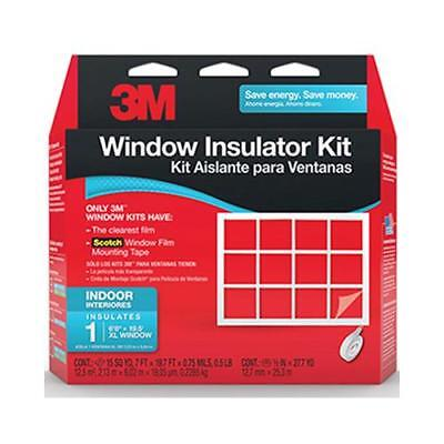 3M 2149W-6 Interior Oversized 84 x 237-Inch Window Insulating Kit - Quantity 1