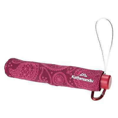 Kathmandu Travel Slim Style Carry Pouch Umbrella v3 Pink