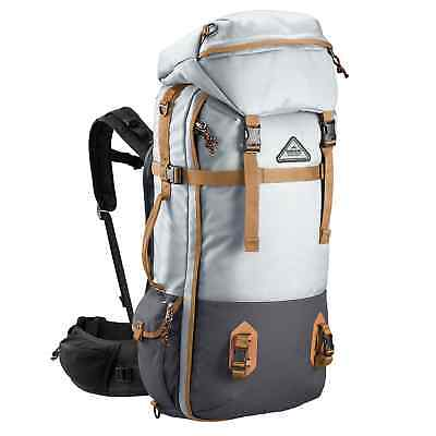Kathmandu Wayfarer 55L OE Travel Pack Suitcase Style Backpack Grey
