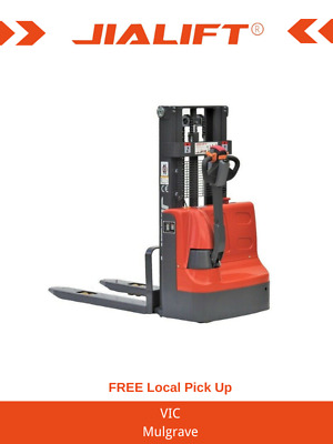 Brand New 1T Full Electric Stacker/Lifter Lift Height 3000mm