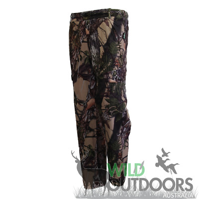Ridgeline Kids Spiker Trousers - Buffalo Camo - RLCKTSPIK-KIDS 12