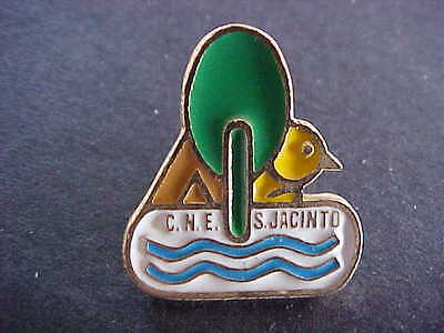CHES Jacinto Scouts Badge