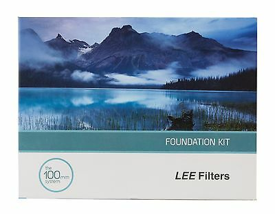 LEE Filters Foundation Kit 100mm System Holder Filterhalter Set NEU TOP