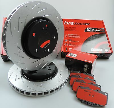 genuine BREMBO brake pads FRONT for SUBARU WRX MY99 - MY12 DB1170