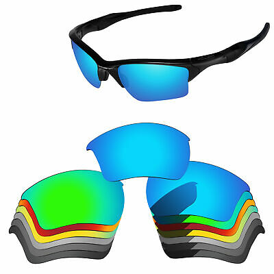 oakley flak jacket 2.0 replacement lenses kyrv  Polarized Replacement Lenses For-Oakley Half Jacket 20 XL Multi-Options