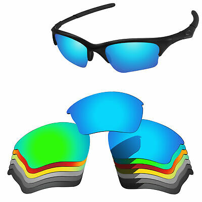 Polarized Replacement Lenses For-Oakley Half Jacket XLJ Sunglasses Multi-Options