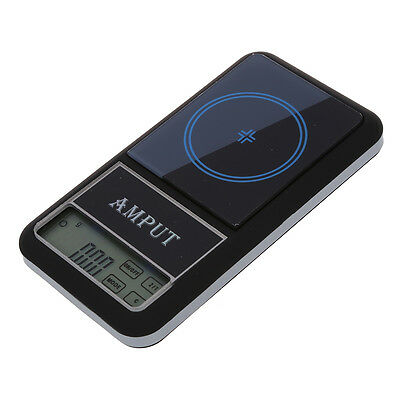 Smart Touch Screen Digital Scale 200x0.01g Jewelry Gold Lab Diamond Scale WD