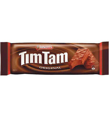 Arnotts Tim Tam Chocolate 200g x 24