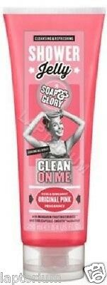 Soap & Glory Clean On Me Shower Jelly