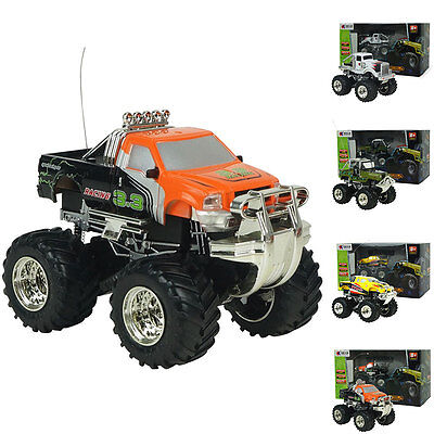 1:43 Radio Remote Control Rechargeable Off-Road RC Car Vehicle Model Truck Toys