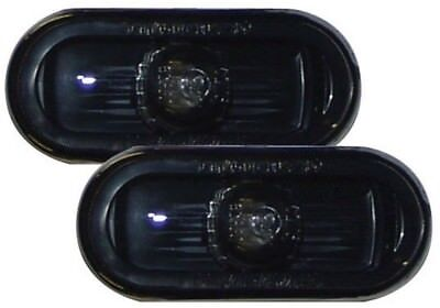 Vw Lupo / Vw Polo Mk3 & Mk4 (99-09) Side Indicator Repeaters - Crystal Black