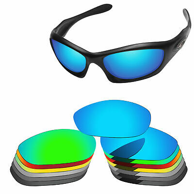 Polarized Replacement Lenses For-Oakley Monster Dog Sunglasses Multi - Options