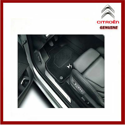 Genuine Citroen DS5 Set Of 4 Front + Rear Premium Carpet Mats. New. 9464HN
