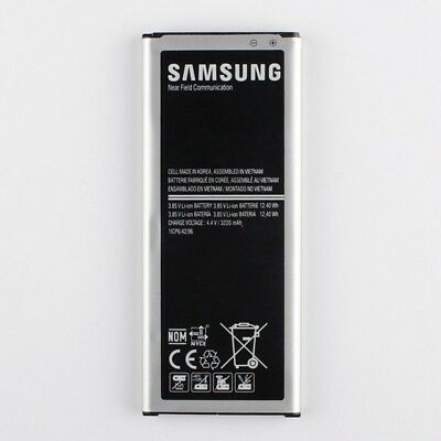 3220mAh Replacement Battery For Samsung Galaxy Note 4  SM-N910  EB-BN910BBE