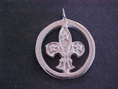 Scouts Insignia Fob Badge