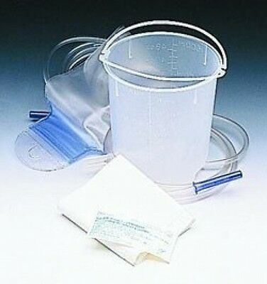 Enema Bag and Bucket Set. Delivery is Free