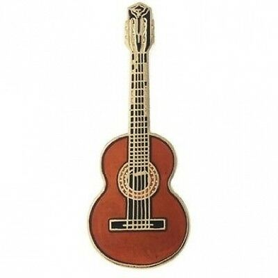PIN CLASSIC GUITAR (SPRUCE). Free Delivery