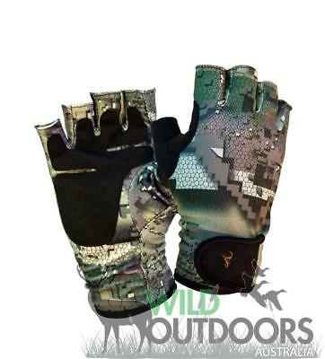 Hunters Element - Hydrapel Fingerless Gloves
