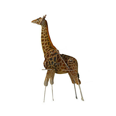 Wind Up Toy Walking 3D Wind Up Puzzle Animal Giraffe New kids FREE POST