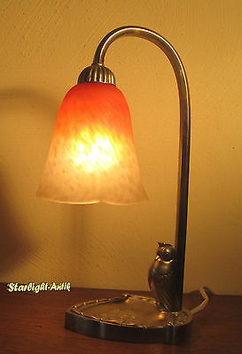 Adorable French Art Deco Table Lamp 1925 - Signed: Schneider