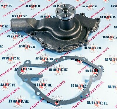 1953-1955 Buick V-8 Water Pump with Gasket | New | OEM #1392632 | WP535