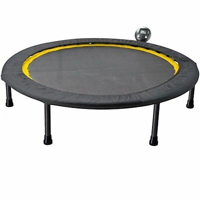 Mini Trampoline Home Aerobic Workout Circuit Trainer 36 Inch Golds Gym