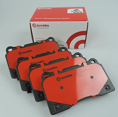 BREMBO HEAVY DUTY brake pads FRONT for NISSAN PATROL GU  Y61 TI, ST DB1361