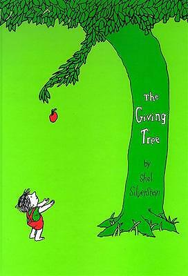 The Giving Tree by Shel Silverstein (Hardback)