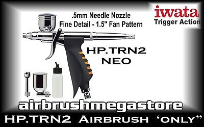 Iwata Neo Airbrush HP.TRN2 .5mm ( Airbrush Only ) + Free Insured Post