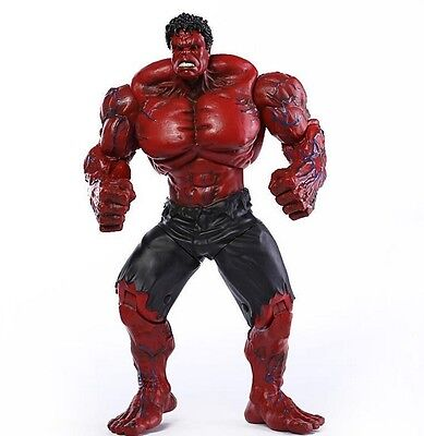Figura 26cm Red Hulk Action Figure The Avengers Hulk PVC Figure Collectible Toy