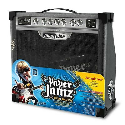 Ampliflier in Black / Pewter. Free Delivery