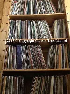 "10 Mystery Drum & Bass / DnB / Jungle Collection 12"" Vinyl Bargain Records Pack"