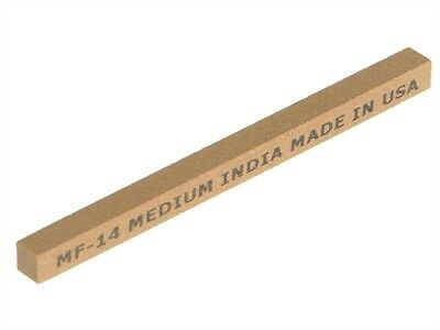 India INDFF14 FF14 Square File 100mm x 6mm - Fine