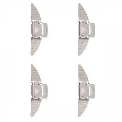 Kidco Sliding Closet Door Lock 2 Pack (4-locks). Shipping is Free