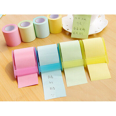 Colorful Sticker Post It Bookmark Marker Memo Flags Index Pad Tab Sticky Notes