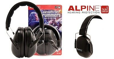 Alpine Earmuffs for Drummers - Hearing Protection