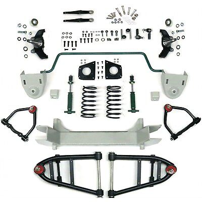 Mustang II 2 IFS Front End kit for 50-62 Oldsmobile Stage 2 Standard Spindle